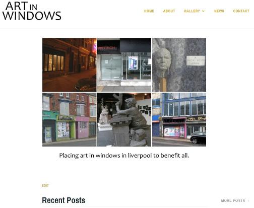 ART IN WINDOWS